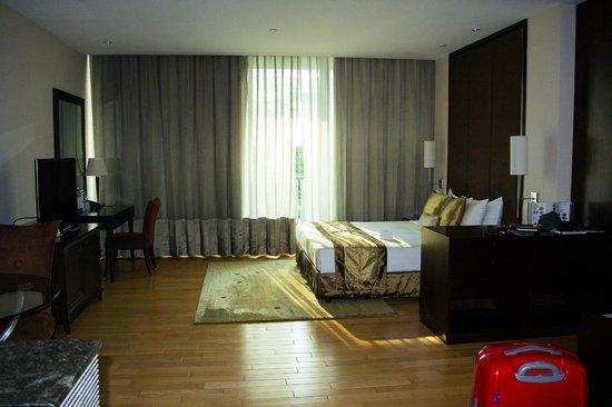 Ascott Sathorn Bangkok: Спальня