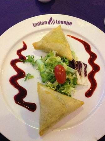 Indian Lounge: Appetizer
