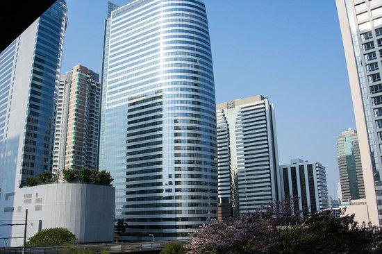 Ascott Sathorn Bangkok: Вид с балкона