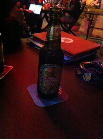 DMZ bar : Good beer