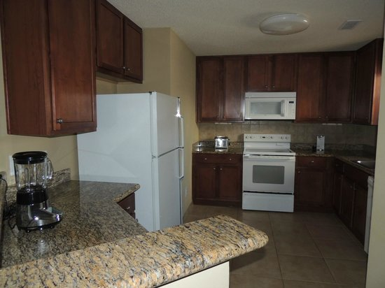 Greensprings Vacation Resort: Kitchen
