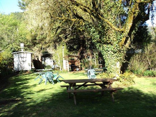 Stonegate Villas: Picnis area