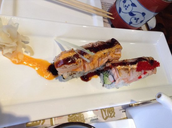 Japango special roll