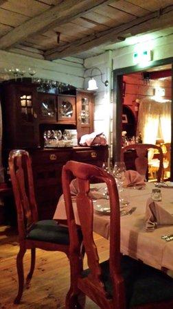 To Kokker: Interieur restaurant