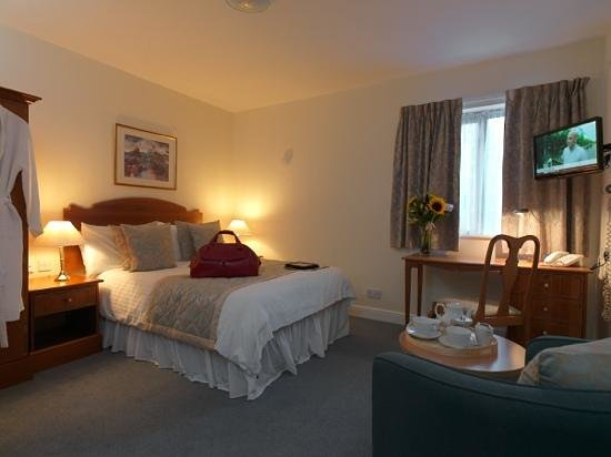 Yarnfield Park Training and Conference Centre: Bedroom