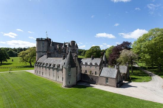 Castle Fraser, Garden & Estate