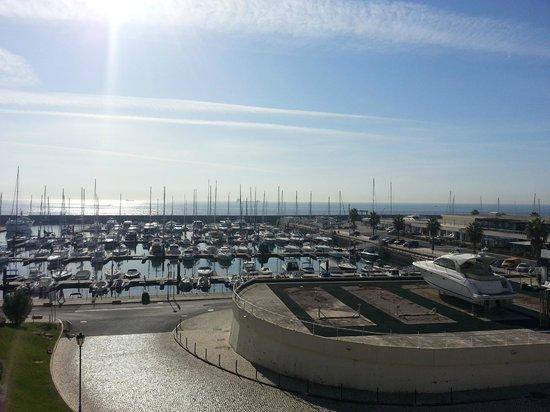 Pestana Cidadela Cascais : Vista da Marina