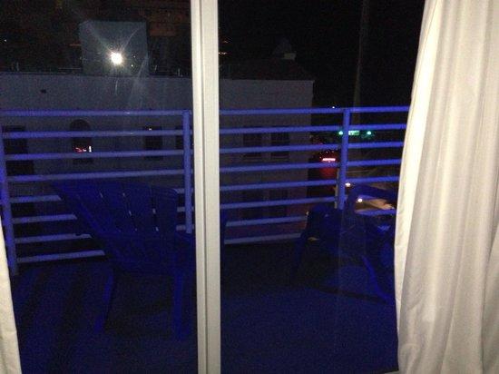 Congress Hotel South Beach: Night view