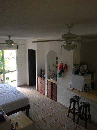 Posada Luna del Sur: room view