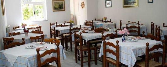 Hotel Casa Cigliano : sala colazioni