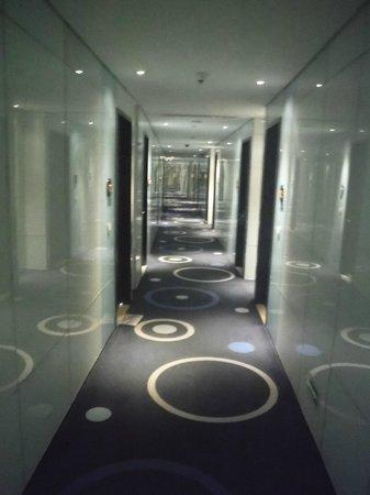 Hotel H2O : Corridor