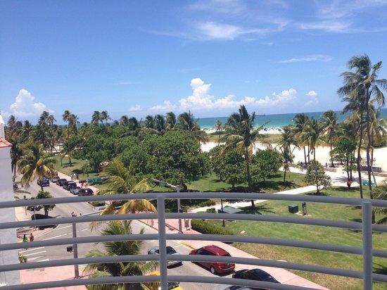 Congress Hotel South Beach: View