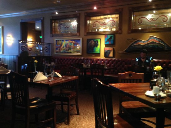 The Wort Hotel: Dining Room