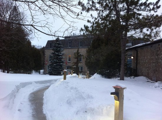 Millcroft Inn & Spa: Stunning main inn