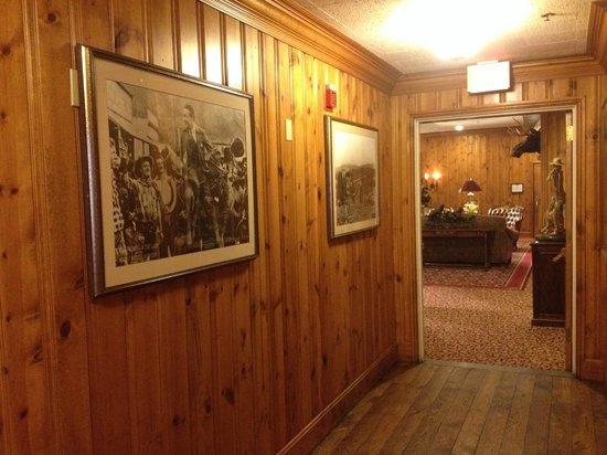 The Wort Hotel : Hallway