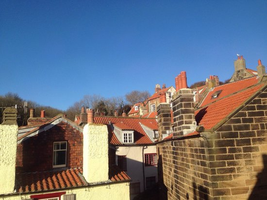 The Bramblewick : Pretty view from bedroom of room 4