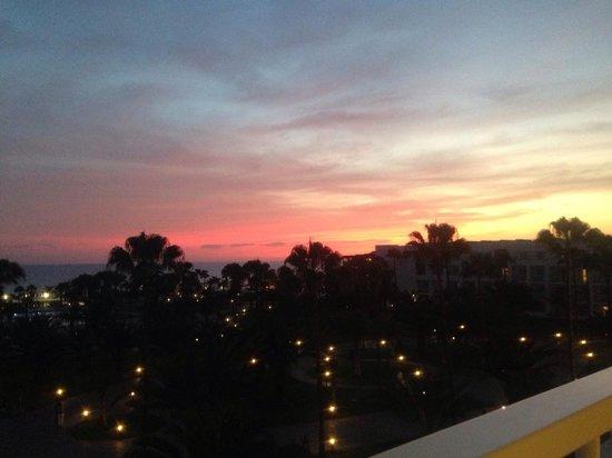 ClubHotel Riu Gran Canaria: Our view