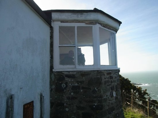 Widmouth Farm Cottages: summer house