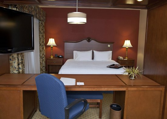 Hampton Inn & Suites Pittsburg: King Studio Suite