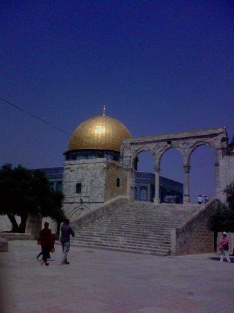 Tempelberg: Иерусалим