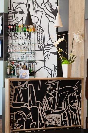Ibis Poitiers Centre: Bar