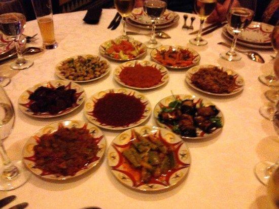 Dar Anebar: Small Plates