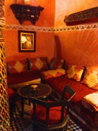 Dar Anebar: Lounge