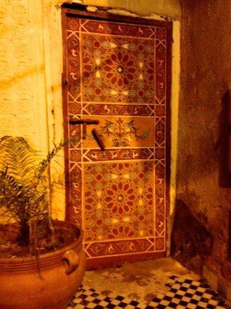 Dar Anebar: Entrance