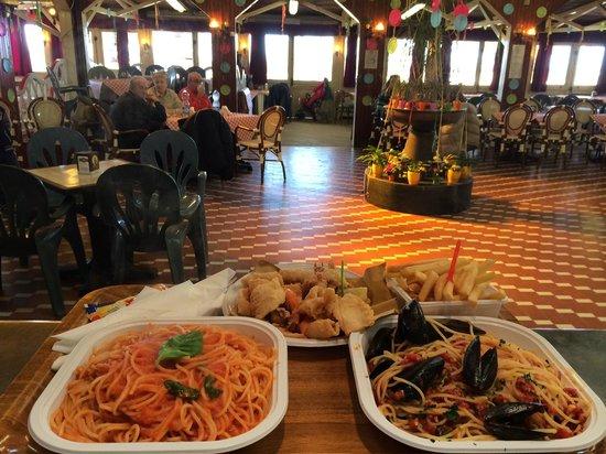Food - Picture of Pizza e Dintorni - Bagno Nettuno Viareggio ...