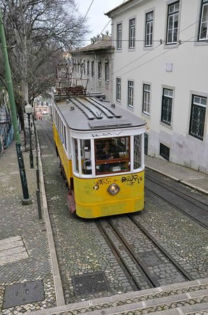 AJSA Tours: Elevadores de Lisboa