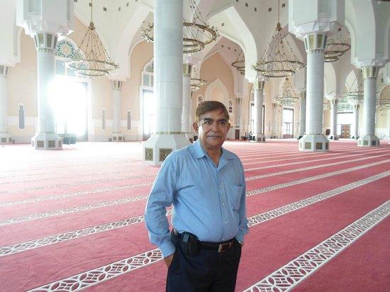 State Grand Mosque Interior