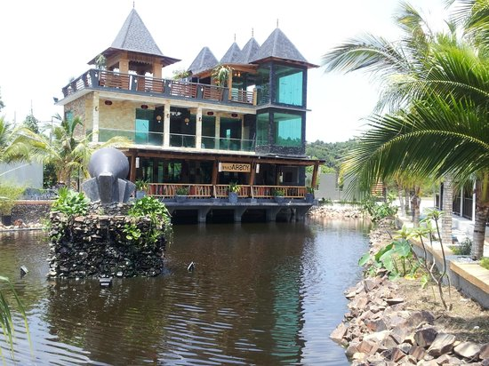 Airis Sanctuary Resort : Hotel by the day