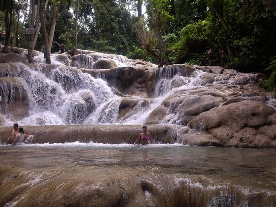 Dunn's River Falls and Park: .