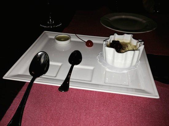 Café Pushkin : dessert