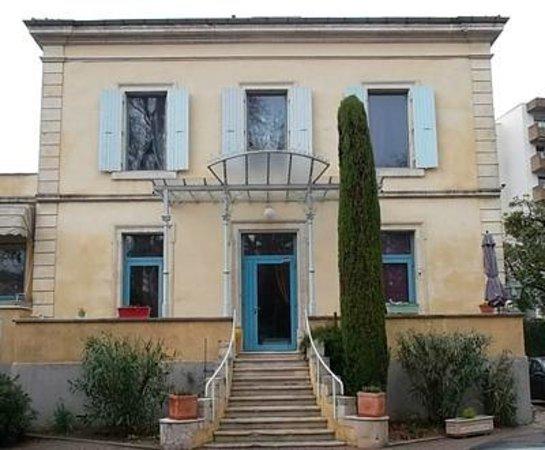 Restaurant Maison Carree: Retaurant La Maison Carrée.