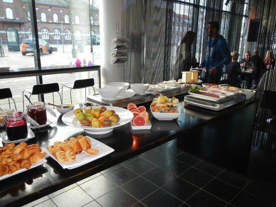 First Hotel Kolding: Morgenmadsbuffet