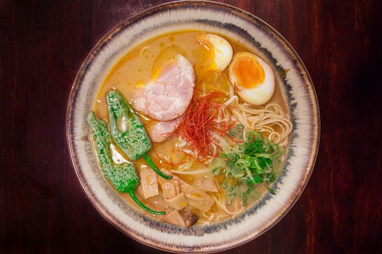 Photo of Japanese Restaurant Bone Daddies Ramen Bar at 31 Peter Street, London W1F 0AR, United Kingdom