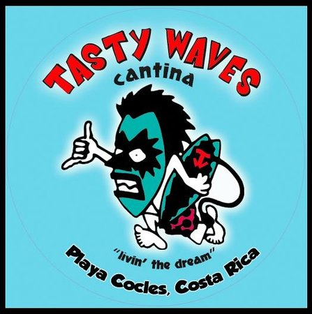 Tasty Waves Cantina : Our Logo