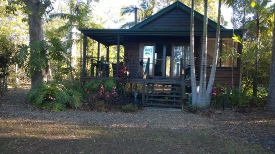 Lake Weyba Cottages: Our cottage