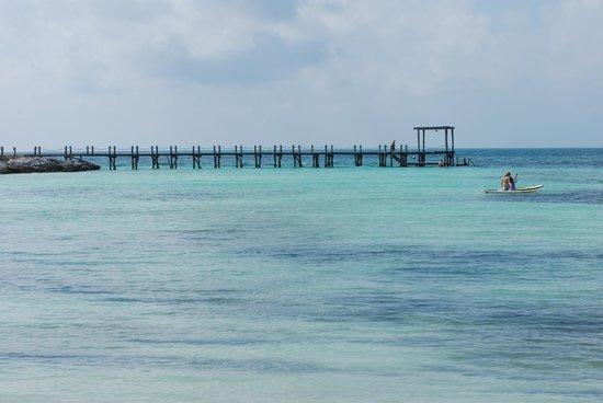 NIZUC Resort and Spa : The pier