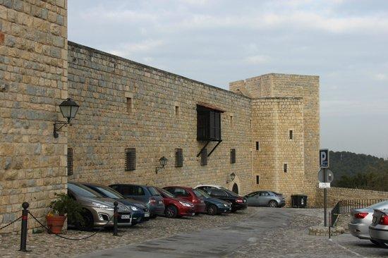 Parador de Jaen : Como un castillo