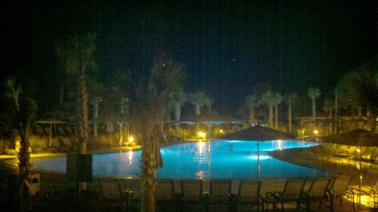 Omni Hilton Head Oceanfront Resort : view from our room