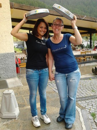 Hotel Tantane' : Lorena&Giulia