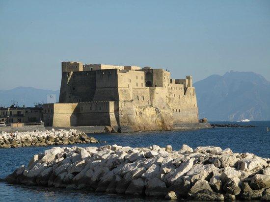 Castel dell'Ovo : Vista