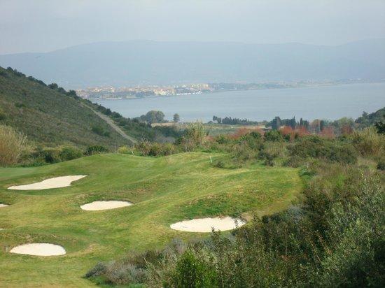 Argentario Golf Resort & Spa : golf club