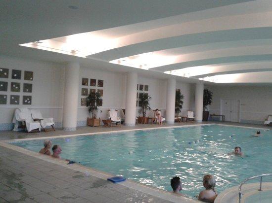 Fairmont St Andrews: pool area