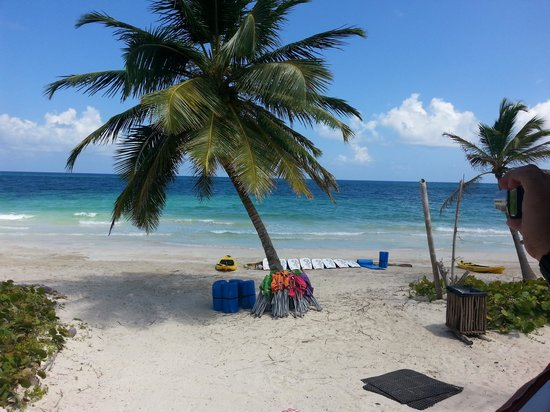 Costa Maya Cruise Excursions - Private Tours: Here's where you end up at the end of the excursion