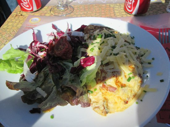 Le Dou du Praz: What I ate