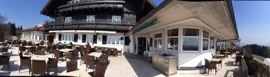 Berghotel Jagerhof: hotel outside