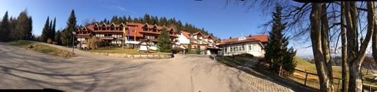 Berghotel Jägerhof: hotel